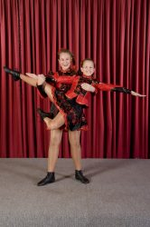 Tanzpaar 2014